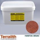Terralith Drän Pflasterfugenmörtel deluxe 15 kg -bruno (braun)-