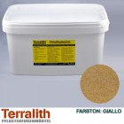 Terralith Drän Pflasterfugenmörtel deluxe 15 kg -giallo (gelb)-