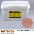 Terralith Drän Pflasterfugenmörtel deluxe 15 kg -terracotta-