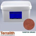 Terralith Pflasterfugenmörtel deluxe PKW 15 kg -bruno (braun)-