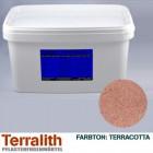 Terralith Pflasterfugenmörtel deluxe PKW 15 kg -terracotta-